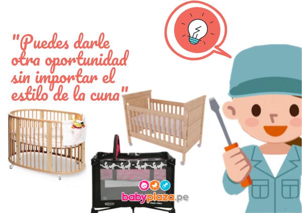 ideas para reformar cunas para bebes