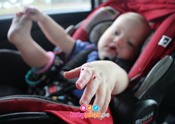 paseos con bebes