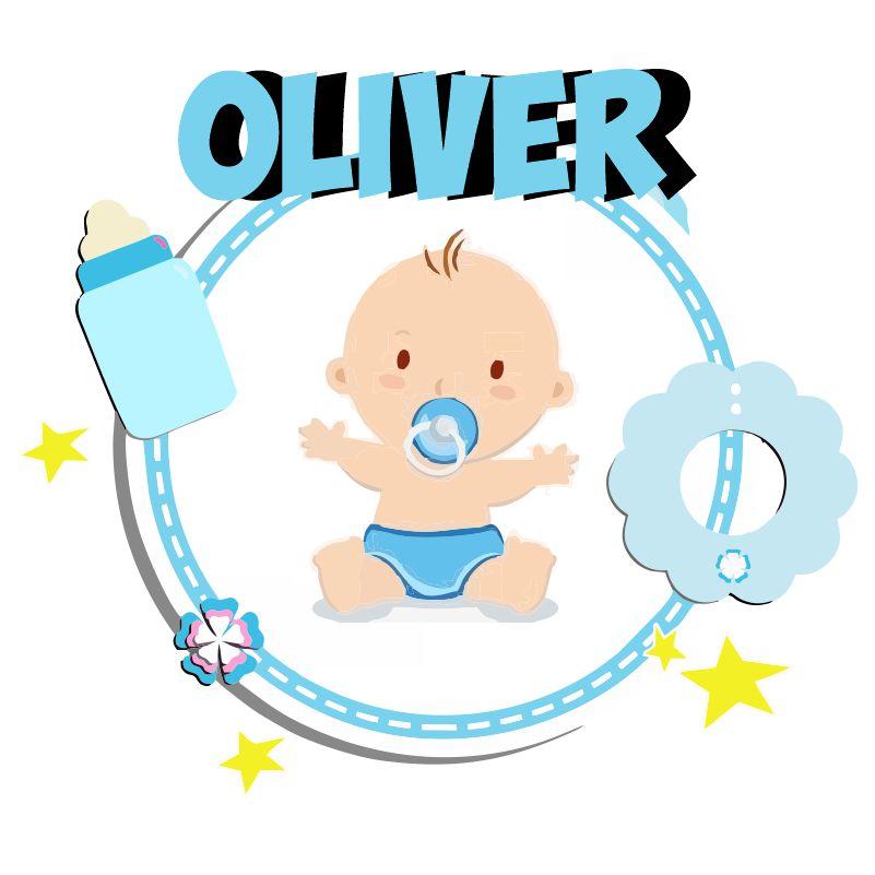 Nombres franceses para bebés: : Oliver el que viene del Olivo