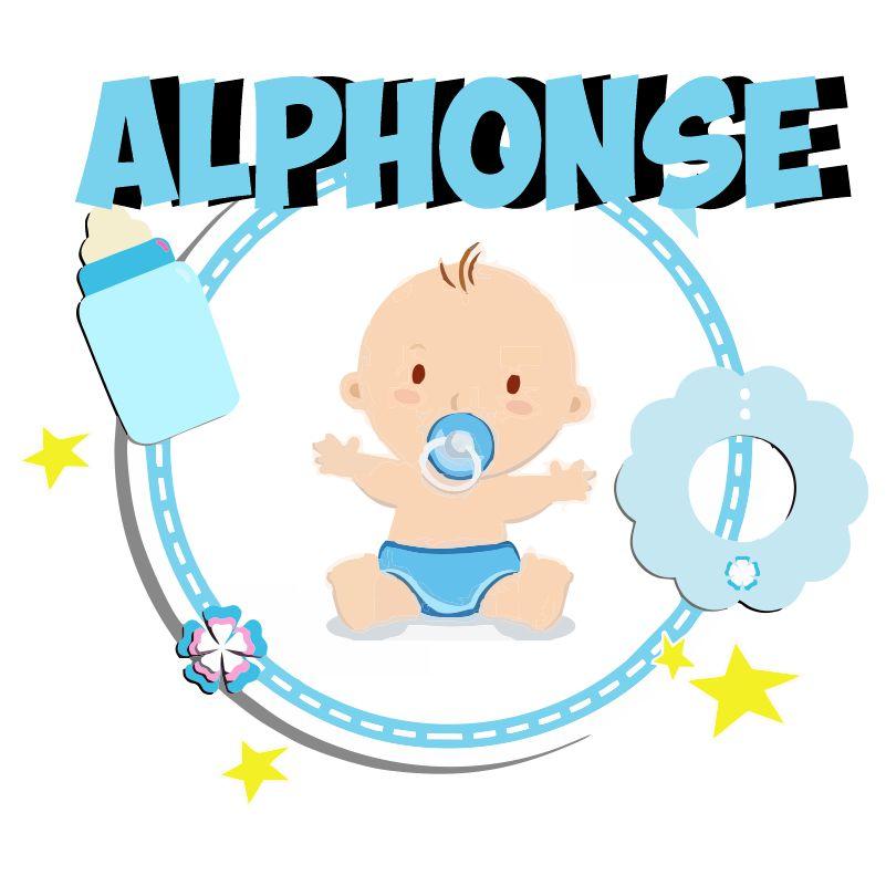 Nombres bonitos para niños: Alphonese, un guerrero preparado para combatir