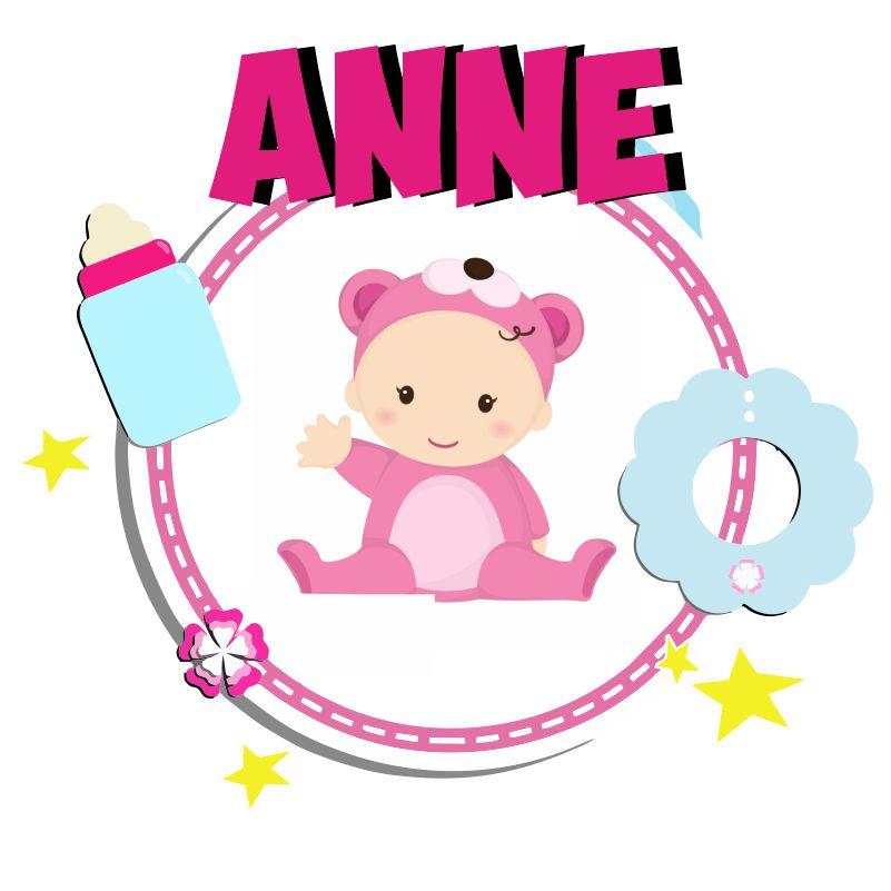 Nombres bonitos para niñas: Anne, esa que tiene compasión