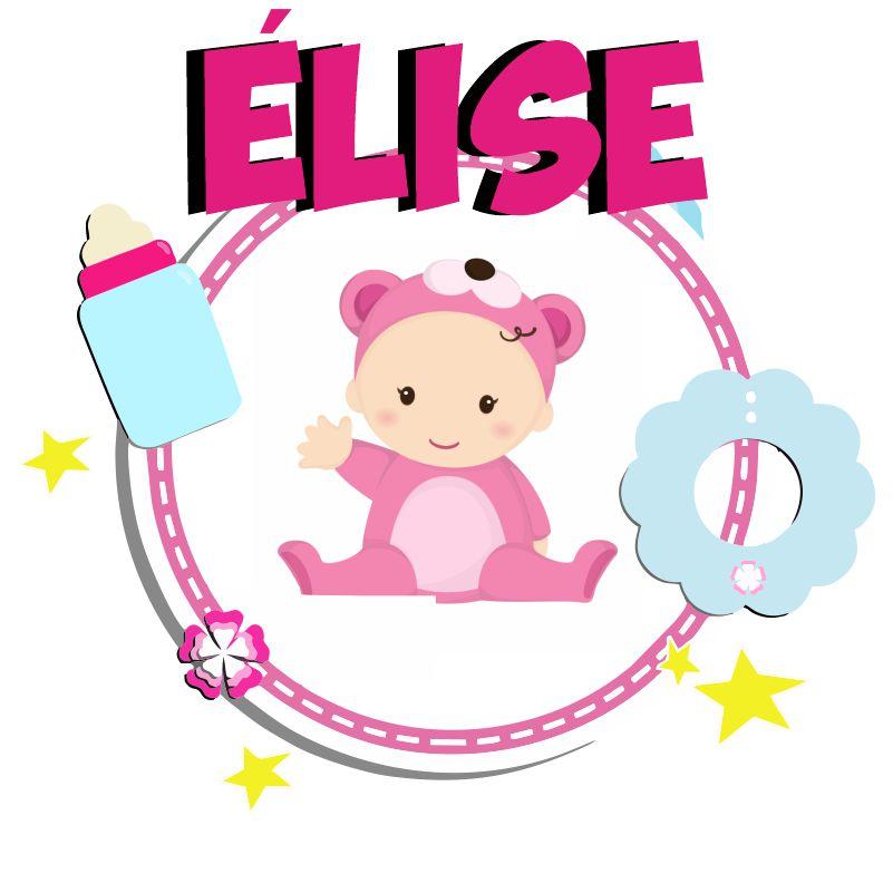 Nombres bonitos para niñas: Élise, la que Dios hizo jurar