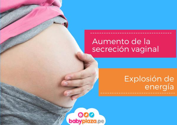 sintomas de trabajo de parto