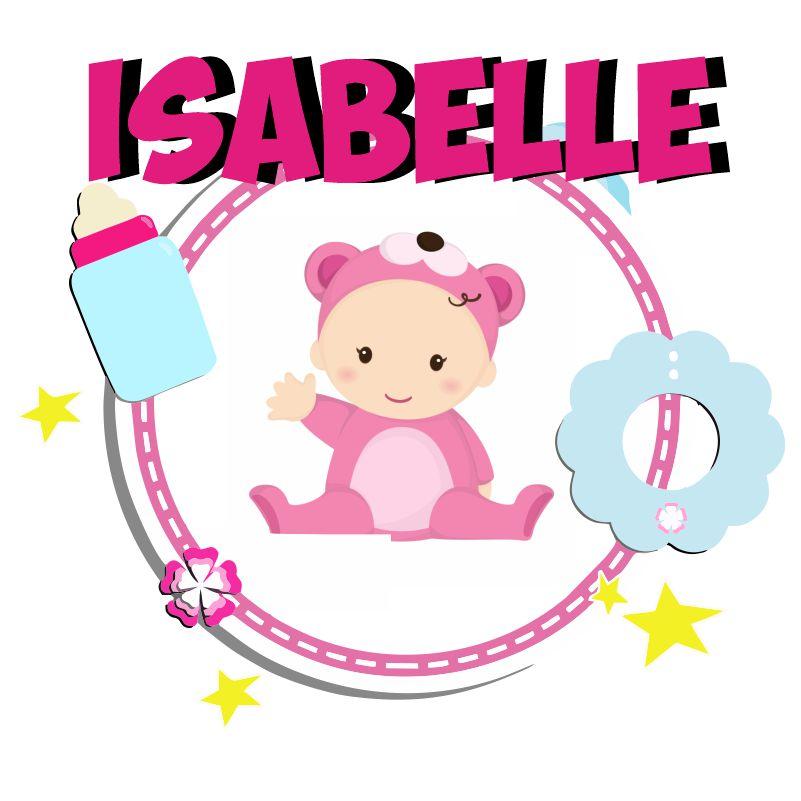 La dulce y femenina Isabelle