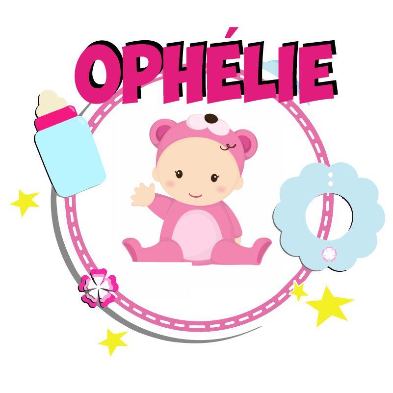 Nombres bonitos para niñas: Ophélie, la que ayuda a los demás