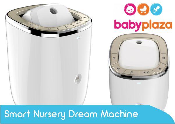 Monitor de audio - monitor de bebe Smart Nursery Dream Machine