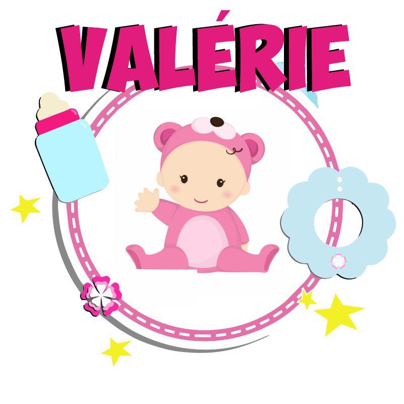 La fuerte y poderosa Valérie