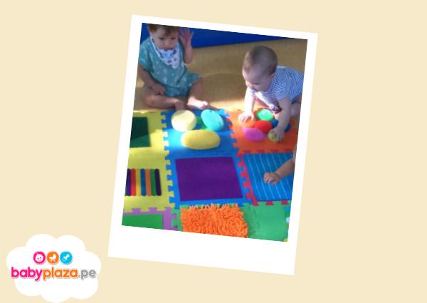 juegos de estimulación para bebés