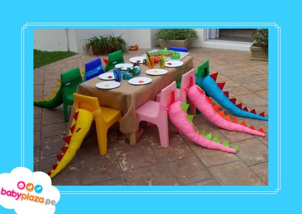 fiestas temáticas dinosaurio