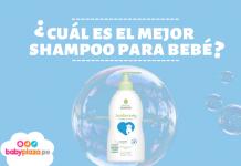 shampoo para bebé