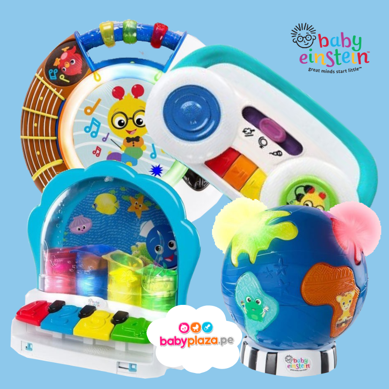 juguetes Baby Einstein