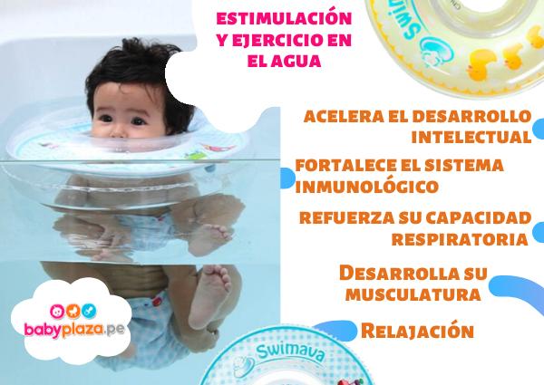 actividades de verano con bebés