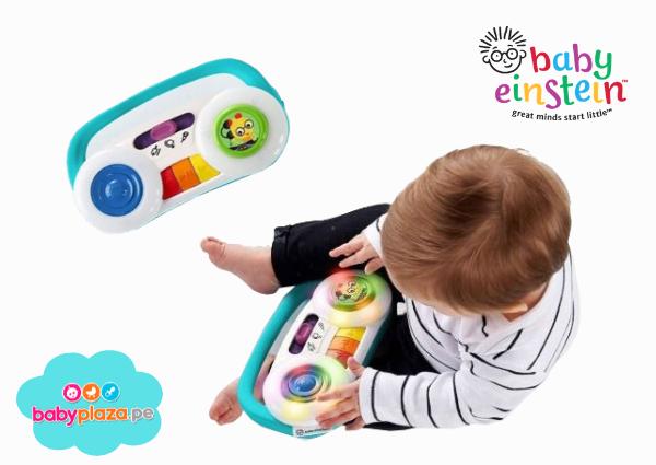 Baby Einstein juguetes educativos