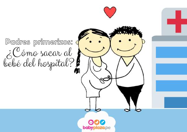 como sacar al bebé por primera vez del hospital