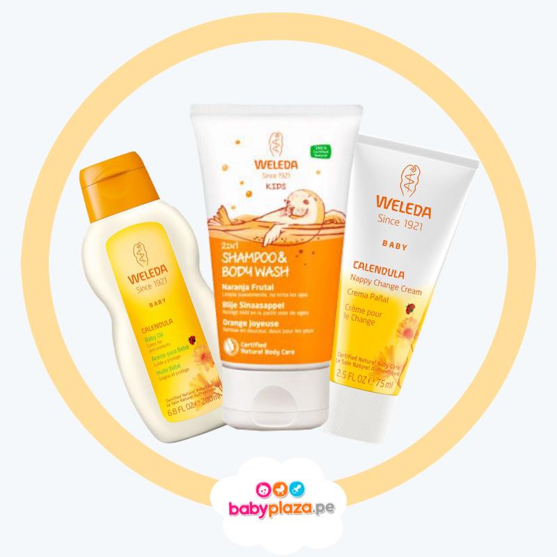 productos de higiene para bebes