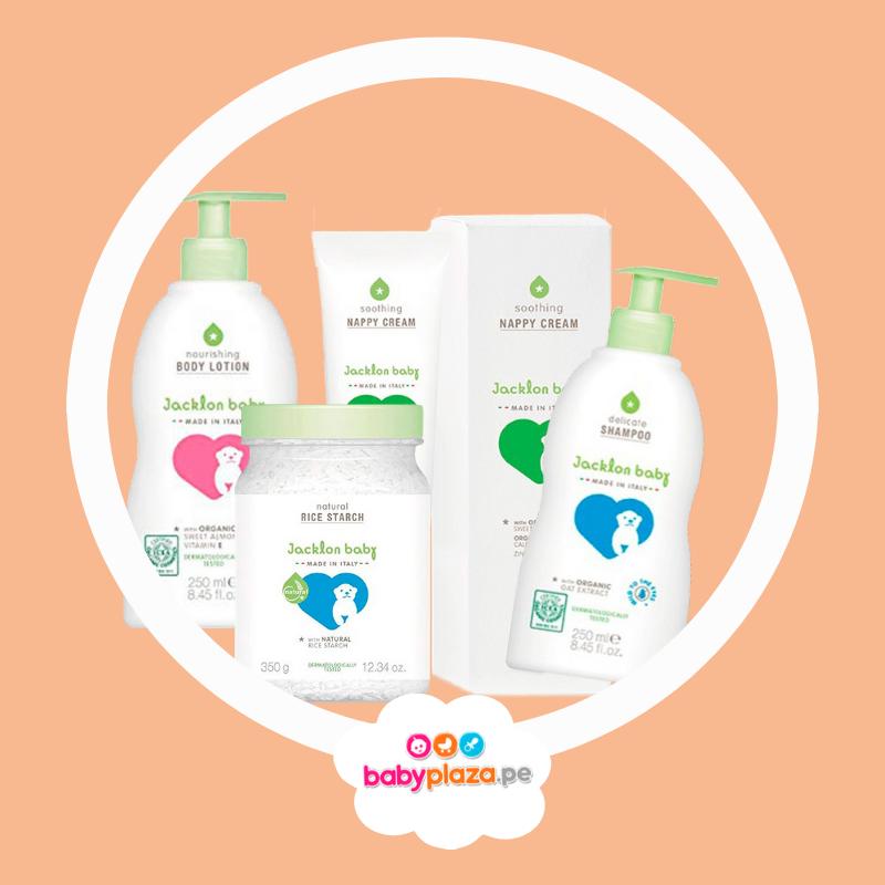 jabon organico para bebes