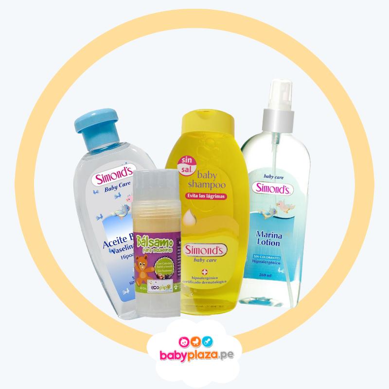 kit de limpieza bebe