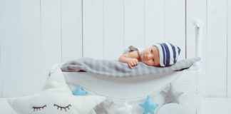 bebe habitacion decorada