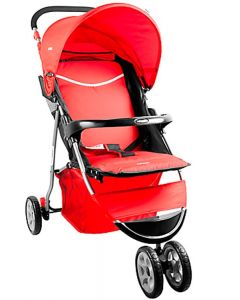 Infanti - Coche Paseo  Red*