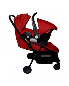 Safety 1st - D-298/LB321 Travel System Air Cross Red