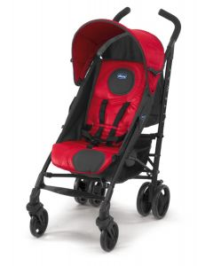 Chicco - Coche de Paseo Lite Way Top Red Wave