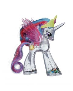 My Little Pony - Resplandeciente Princess Celestia - Arco iris Brillante