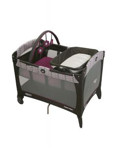Graco - Cuna Corral Pack and Play Rev Napper Nyssa Reversible