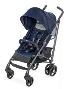 Coche Paseo Lite Way 3 Basic BB India Ink - Chicco
