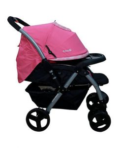 Safety 1st - A-68 Coche Cuna Pink