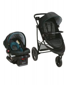 Graco - Coche Travel System Modes 3 Sapphire