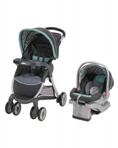 Graco Coche Travel System Fast Action Fold Affinia