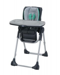 Graco Silla Alta De Comer Swift Fold Lx Basin