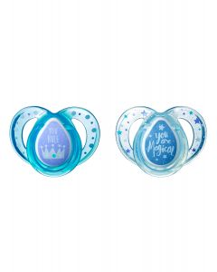 Chupones Every Day 6-18M You Rule x 2 unidades-Tommee Tippee