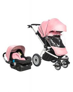 Infanti - TRAVEL SYSTEM PEACE LIMITED EDITION ROSADO*