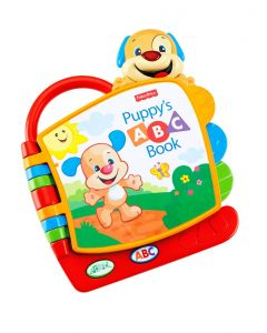 Fisher Price - Libro Perrito del ABC