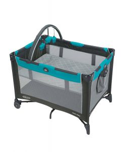 Graco - Cuna Corral Pack and Play Base  Finch
