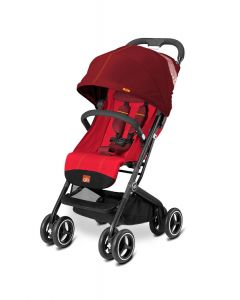 GB - Coche para Bebé Qbit+ Dragonfire Red