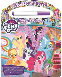 Eurosur - ESCRIBE Y BORRA MY LITTLE PONY