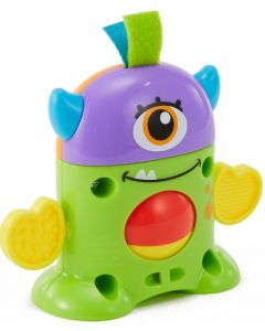 Fisher Price - FP MINIMONSTRUO VERDE