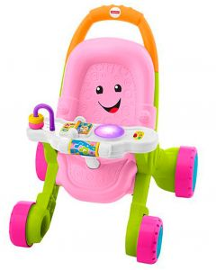 FISHER PRICE - CARRIOLA CAMINA CONMIGO