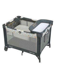 Graco - Cuna Corral Pack and Play Simple Solutions Linus
