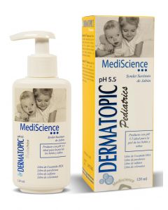 Dermatopic Pediatrics Locion PH 5.5 X 120 ML - Mediscience