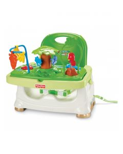 Fisher Price - Silla de Refuerzo para Bebés Rainforest