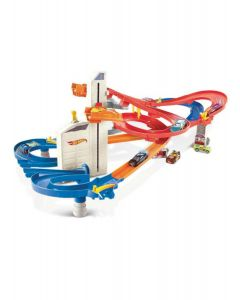 Hot Wheels - Metropolis Motorizado (4+)