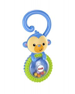 Fisher Price - Sonaja Monito Divertida 3m+