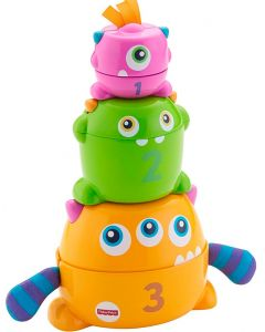 Fisher Price - FP MONSTRUOS APILABLES