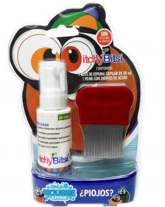 Itchy Bitsi Mousse 80ml