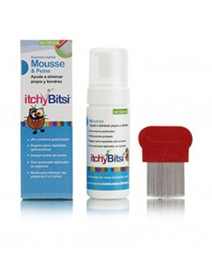Itchy Bitsi Mousse 120ml