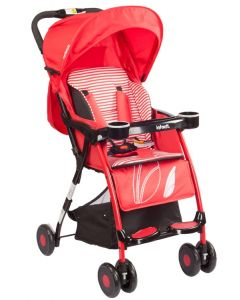 Infanti - Coche Paseo Nyco Red*