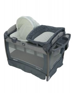 Graco Corralito Pack And Play Newborn Napper Oasis